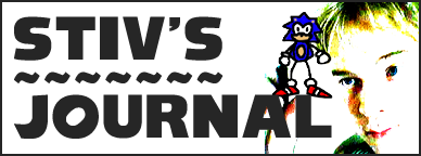 Stiv's Journal'